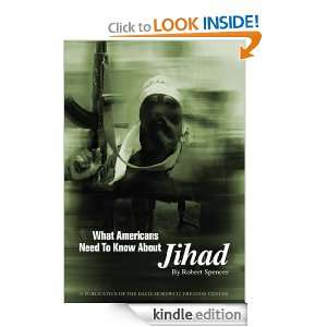 Need to Know About Jihad: Robert Spencer:  Kindle Store