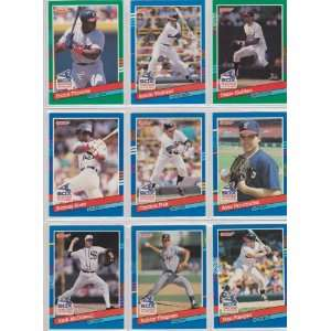 Chicago White Sox 1991 Donruss Baseball Team Set (Frank Thomas) (Robin