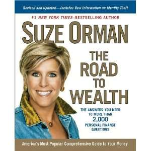 The Road to Wealth [Paperback] Suze Orman Books