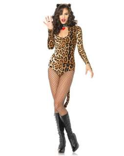 Womens Sexy Wicked Wildcat Cougar Costume  Sexy Cat Halloween