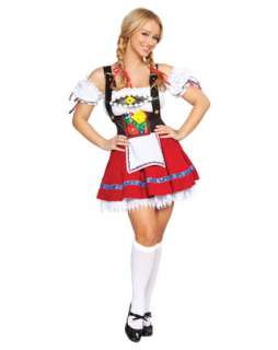 Sexy Fraulein Sweetheart Beer Girl Adult Costume  Sexy Plus Size