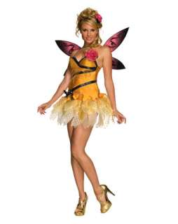 Sexy Costumes  Fairy  Sexy Naughty Nymph Adult Fairy Costume