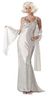 Platinum Marilyn Monroe Costume   Marilyn Monroe Costumes