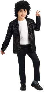 Michael Jackson Billie Jean Jacket Costume   Michael Jackson Costumes