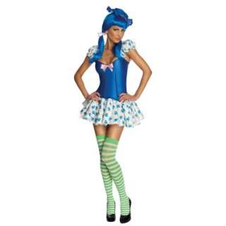 Costumes Strawberry Shortcake   Blueberry Muffin Adult Costume