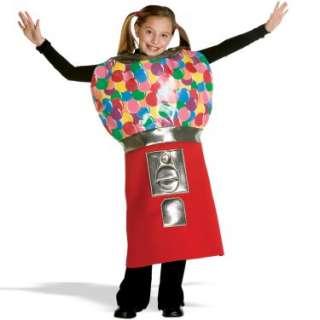 Bubble Gum Machine Child Costume   Costumes, 19215