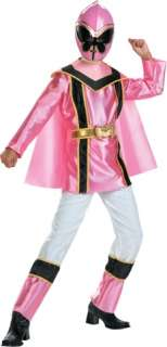 Power Ranger Pink Deluxe 4 To 6