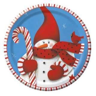 candy cane snowman dinner plates regular $ 3 99 price $ 2 99 save $