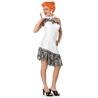 The Flintstones Wilma Flintstone Deluxe Adult     1621049