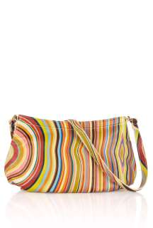 Swirl Acacia Cross Body Bag by Paul Smith Accessories   Multicoloured