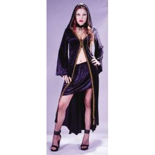 Adult Sexy Gothic Goddess Costume   Sexy Gothic Costumes   15FW1491