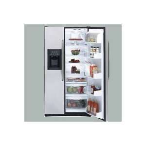 25.4 Cu. Ft. Stainless Steel Side By Side Refrigerator