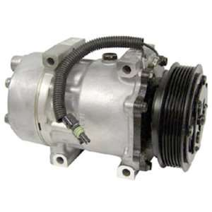 Universal Air Condition CO4702C New Compressor and Clutch