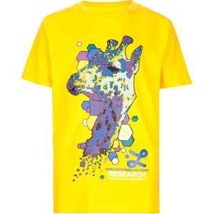 LRG Giraffe Research Boys T Shirt 186119600  graphic tees