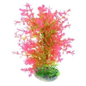 Como Aquarium Fish Tank Green Magenta 7 High Plastic