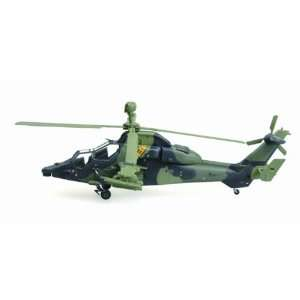 EC 665 Tiger UHT 9816 German Army Helicopter Easy Model Toys & Games