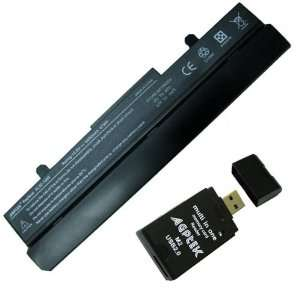 Laptop Battery Replacement For ASUS Eee PC 1005, 1005H, 1005HA, 1005HA