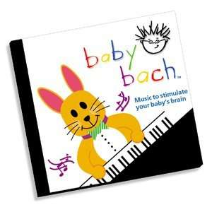 Baby Einstein Baby Bach CD   Baby Music Toys & Games
