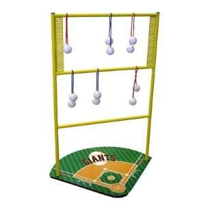 MLB Bean Bag Toss Game Set Team San Francisco Giants