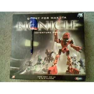 Quest For Makuta Bionicle Adventure Game (Board Game) Office Products