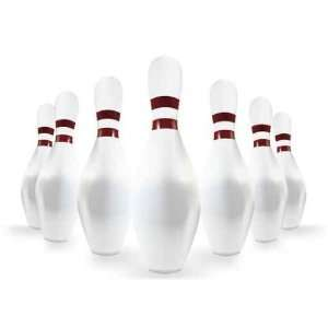 Bowling Pins   Peel and Stick Wall Decal by Wallmonkeys: