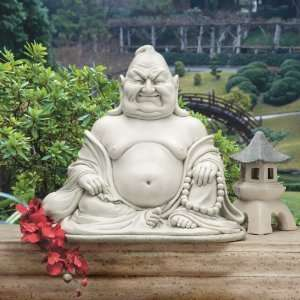 Asian Buddha Mediation Home Garden Statue Sculpture Home & Kitchen