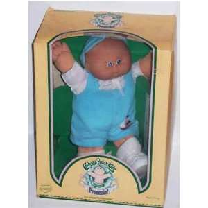 Original Cabbage Patch Kids Preemie Doll   Caucasian Boy