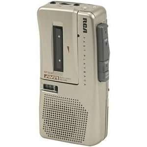 RCA RP3538 MICRO CASSETTE RECORDER MP3 Players
