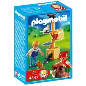 Playmobil Cat Scratching Tree Toys & Games