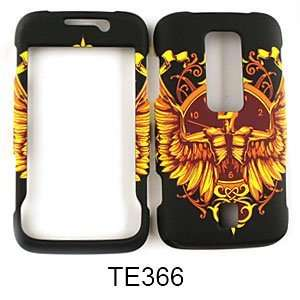 CELL PHONE CASE COVER FOR HUAWEI ASCEND M860 SKELATON WITH