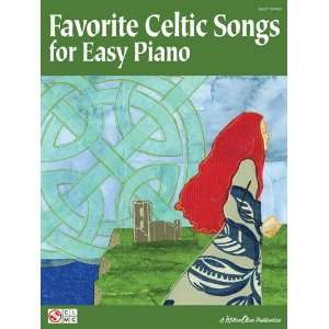 Favorite Celtic Songs for Easy Piano   Book Musical