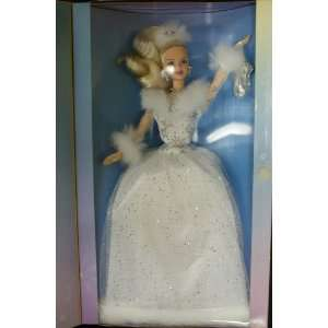 Barbie Winters Reflection Christmas Doll   Collector Edition  Toys