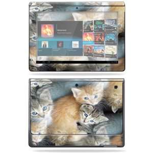 Vinyl Skin Decal Cover for Sony Tablet S Kittens Electronics