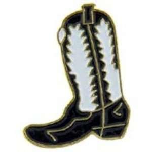 Cowboy Boot Pin 1 Arts, Crafts & Sewing