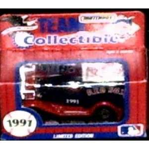 Sox 1991 Matchbox MLB Diecast 164 Scale Ford Model A Delivery Truck