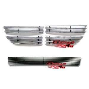 09 10 Dodge Journey Stainless Billet Grille Grill Combo