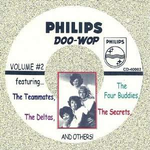 Philips Doo Wop Vol. 2 Various Artists Music