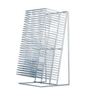 Table Top Single Slide Drying Rack   12 x 18 Inches