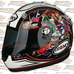 Suomy Vandal Mirror Full Face Helmet Sports & Outdoors