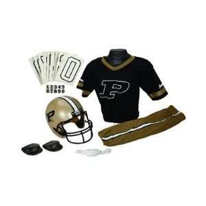 NCAA Purdue Youth Team Uniform Set, Size Medium