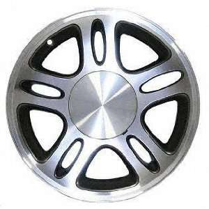 96 98 FORD MUSTANG ALLOY WHEEL (PASSENGER SIDE)  (DRIVER RIM 17 INCH