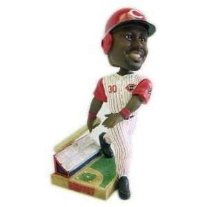 Reds Action Pose Forever Collectibles Bobblehead