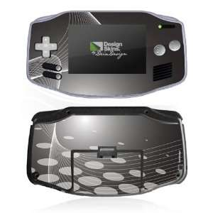 Design Skins for Nintendo Game Boy Advance   Black Sphere