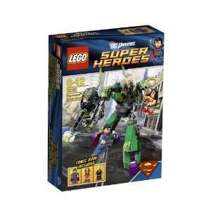 Lego Super Heroes 6862 Superman Vs Power Armor Lex Toys & Games