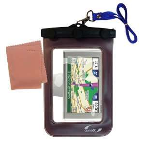 Gomadic Clean n Dry Waterproof Protective Case for the Garmin