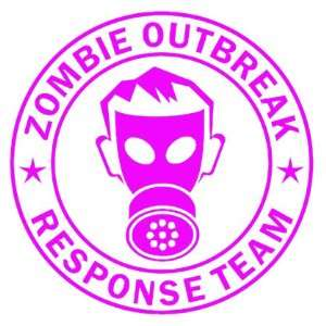 Zombie Outbreak Response Team IKON GAS MASK Design   5