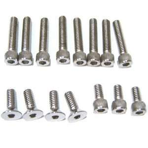 Primary Cover Mounting Screw Set For Harley Davidson Automotive