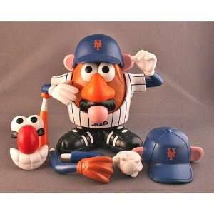 Hasbro New York Mets MLB Sports Spuds Mr. Potato Head Toy