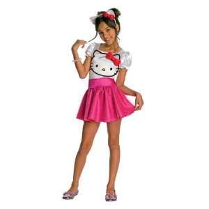 Hello Kitty Tutu Costume Dress Toddler Toys & Games