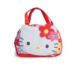 Hello Kitty Hand Bag  Face Flower Toys & Games